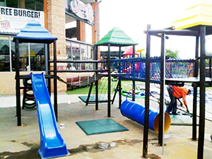 Jungle Gym Accessories Home Playground Equipment